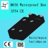 M656 waterproof box header connector
