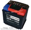 MF 12V44AH DIN44 Car Battery