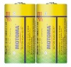 MOTOMA R14P/ C Size/ SUM-2 Dry Battery, Carbon Battery