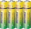 MOTOMA SHDY-R6P-4S, AA zinc chloride battery