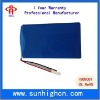 MP3 Battery Polymer Batteries