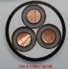 MV 8.7/15KV XLPE insulated Power Cable