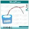 Medical Device Lithium Ion Battery 14.8v 2800mah