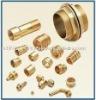 Metal brass part