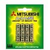 Mitsubishi LR03 Alkaline battery