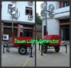 Mobile Tower light Generator