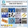 Molex 45568-0001 Headers & Wire Housings MiniFitBMI RA DR Hdr Tn/Au SelLoad 24Ckt