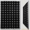 Mono-crystalline solar panel TUV
