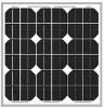 Mono solar panel 18W