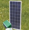 Monocrystalline Silicon solar energy panel
