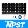 Monocrystalline Solar Module with 190W output