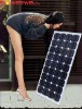 Monocrystalline Solar Panel With CE/ISO/TUV/IEC Approval Standard