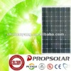 Monocrystalline pv solar panel 240W for home use with TUV&25 years INSURANCE