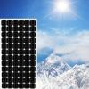 Monocrystalline solar panel 190w with TUV& 25 years INSURANCE