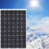 Monocrystalline solar panel 230w with TUV&25 years INSURANCE