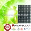 Monocrystalline solar panel 255W for home use