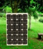 Monocrystalline solar panel for home use  50W