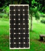 Monocrystalline solar panel for solar lamps 95W