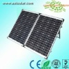 More than 17% efficiency poly Folding solar panel with CE certificate