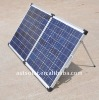 More than 17% efficiency solar folding panel with CE&ROHS certificate