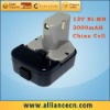 NI-MH 2.0AH electric tool battery for Hitachi EB 1214L