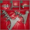 NLL-1 bolt type aluminium alloy strain clamp cable hardware