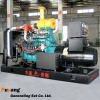 Natural gas generator and LPG generator with water fan cooling system CE approved (40kVA to 112kVA)