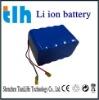 New 35W HID flashlight li ion battery 10000Mah 12v