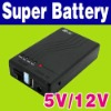 New Dual Rechargeable Mobile Battery