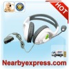New Headset with Microphone for Xbox 360