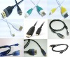 New designed HDMI cable with transparend pvc jacket