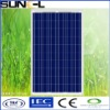 New energy 180W Poly  Solar panel system