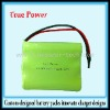 Ni-MH battery pack AA1600mAh 3.6V
