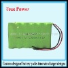 Ni-MH battery pack AA2200mAh 7.2V