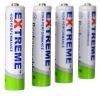 NiMH rechargeabel battery, aaa battery, aaa1100mAh battery