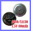 Normal Voltage 1.5V AG Series Coin Button Battery
