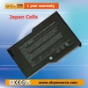 Notebook batteries replacement for COMPAQ laptop