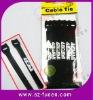 Nylon cable tie fixer