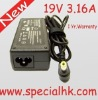 OEM 19V3.16A Laptop power adapter