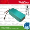 OEM EGG lithium ion battery pack with 7.4V 5200mAh