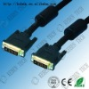 OFC conductor buy dvi cable with 24k gold plated connector