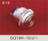 ONPOW GQ19 Series metal (pushbutton switch,push button switch) (Dia.19mm)
