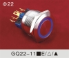 ONPOW GQ22 Series illuminated push-button switches (Dia.22mm)
