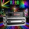 Outdoor ILDA 8W RGB full color Animation laser light
