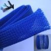 PET Blue color expandable sleeving