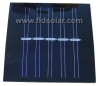 PET laminated solar panel with 2.5volts