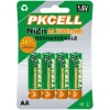 PKCELL NiZn Rechargeable Battery