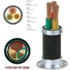 PVC Insulated Steel Tape Amoured Power cable