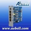 Peripherals control module for addressable&multi-zone audio system