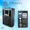 Plastic Active loudspeakers audio